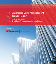 "The Rise of ""Large Enough"" Law Firms"