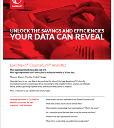 Unlock the Savings and Efficiencies Your Data Can Reveal